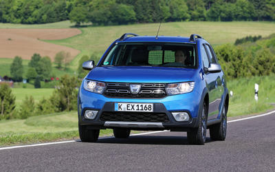 Logan MCV Stepway Celebration: SUV-Optik für sensible Dacia-Kunden
