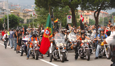 European H.O.G Rally: Familienfest bei Harley