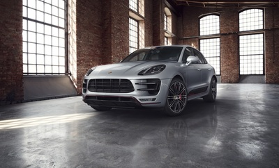 Porsche Macan Turbo Exclusive Performance Edition  - Langer Name, hoher Preis