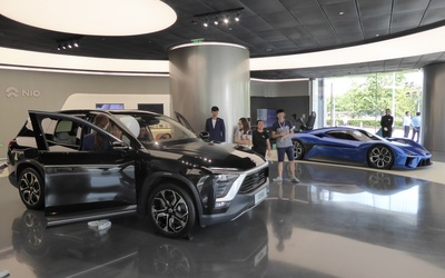 Panorama: Nio-House in Peking - Lifestyle-Tempel der Auto-Avantgarde