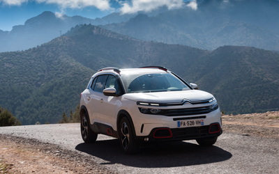 C5 Aircross: Citroens schickes Top-Model