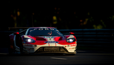 Ford GT: Time to say Goodbye
