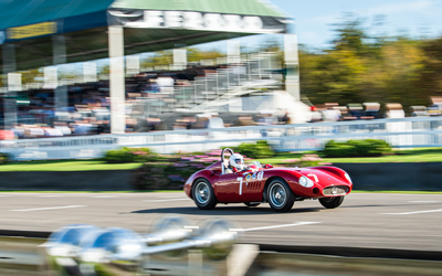 Goodwood Revival: Zeitreise mit Maserati