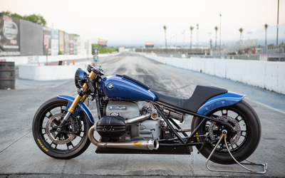 Custombike: BMW R 18 Dragster - Da schau her!