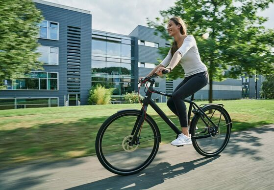 Möve Bikes E-Fly Airy - Smart ab Start