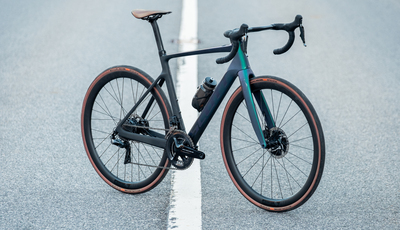 Test: E-Rennrad Scott Addict e-Ride    - Es lebe der Sport
